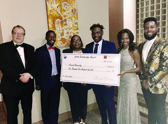 The Ezekiel Taylor Scholarship Foundation (ETSF) recently awarded its first college scholarship of 2018 to Marlon Stokes, senior at Rich ...