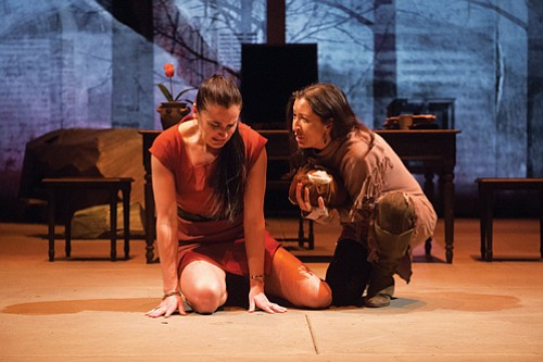 It is no exaggeration to say that three plays currently on offer at the Oregon Shakespeare Festival are making space ...