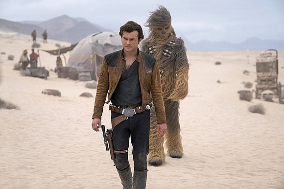 "The latest ""Star Wars"" installment will get another chance to win over audiences this weekend. It's going to need it. ..."