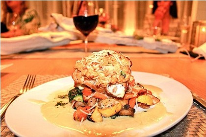 Sweet Blue Lump Crab Cake
