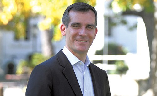 Los Angeles Mayor Eric Garcetti put his signature this week on a $9.9 billion budget for..