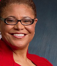 Rep. Karen Bass says that National Foster Care Month is a month to honor the successes and challenges of the more than 400,000 foster youth across the country.