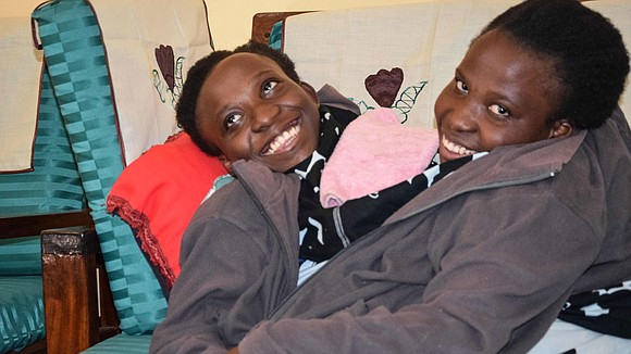 Few people share as much in life as conjoined twins. For Maria and Consolata Mwakikuti, conjoined twins and orphans from ...