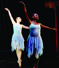 Dance is celebrating their 25th anniversary by presenting an original, never before seen, story ballet, Amira: A Chicago Cinderella Story. The show will run June 15-17 with one performance on Friday, two on Saturday, and one on Sunday.