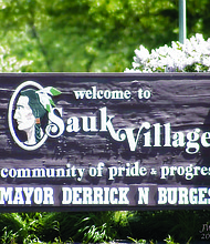 At a recent meeting of the Sauk Village Board of Trustees a motion was introduced to approve an ordinance amending chapter six, alcoholic beverage establishments, section 30, number of licenses, of the Sauk Village Municipal Code.  The ordinance, which passed with a 4-2 vote, will increase the number of