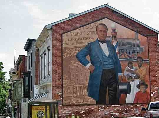 The city of York, Pennsylvania, is working to create a life-sized statue of William C.