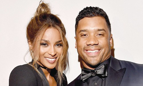 Singer Ciara and her husband, Seattle Seahawks quarterback Russell Wilson are new financial backers of an effort to build a professional baseball stadium and lure a Major League team to Portland.
