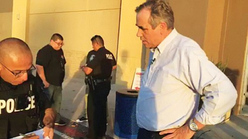 U.S. Sen. Jeff Merkley, D-Ore. ties to find out what's going on behind closed doors at some of the country's ...