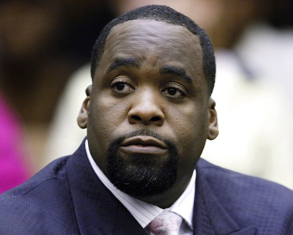 Former Detroit mayor Kwame Kilpatrick has been moved to a low-security federal prison in New Jersey.