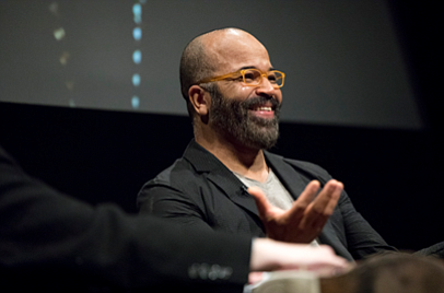 Call us crazy if you must, but there is something almost magical that happens when actor Jeffrey Wright just walks ...