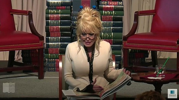Dolly Parton clearly works much longer than 9 to 5.