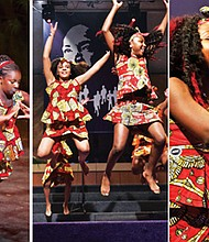 The Kúkátónón Children's African Dance Troupe will celebrate its end of year show on Saturday, June 9 at 6:30 p.m. at the Jefferson High School auditorium.