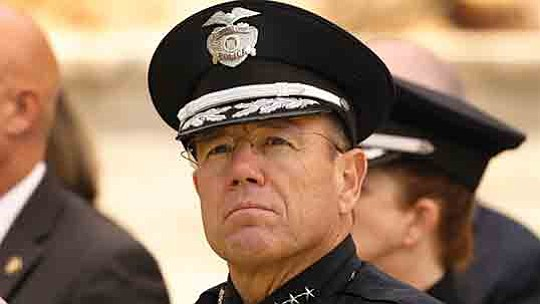 Los Angeles Police Department Assistant Chief Michel Moore was chosen this week by Mayor Eric..