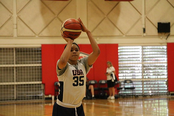 The second time was the charm for Harlem resident Jordan Nixon, who will represent the United States this summer at ...