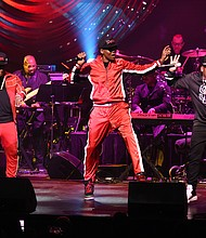 Bel Biv DeVoe at the Apollo Theater