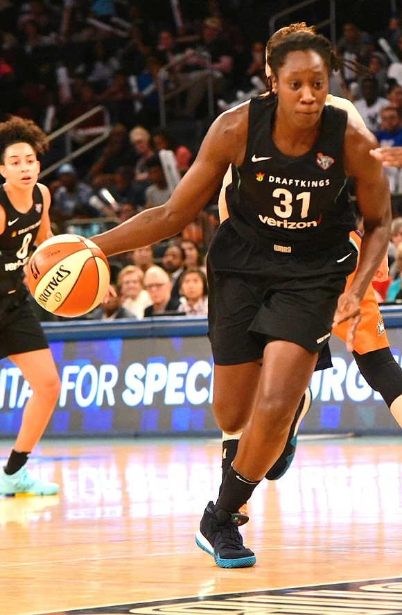 The final cuts have been made (for now) and the 2019 WNBA season, the league's 23rd, is in play.