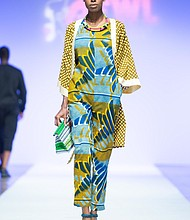 African-inspired styles by Soboye