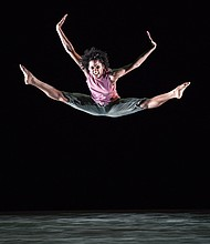Alvin Ailey American Dance Theater's  Jacquelin Harris