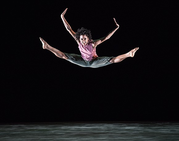 The Alvin Ailey American Dance Theatre's traditional summer season sweeps into Lincoln Center June 13 to June 17 with three ...