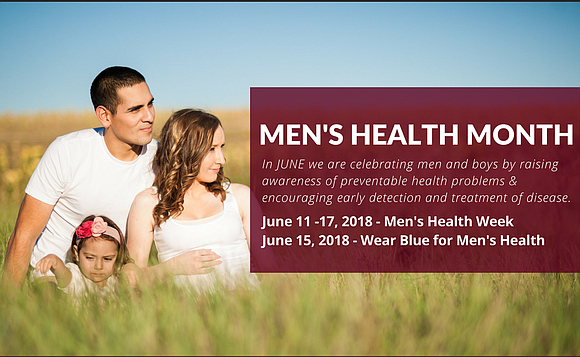 National Men's Health Week (NMHW) is charging into its 24th year today as Men's Health Month continues all June. NMHW ...
