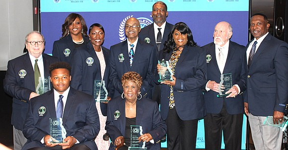 "From ""Mr. Raider"" to ""Grandmama,"" the inaugural Dallas ISD Athletic Hall of Fame induction ceremony celebrated 10 outstanding alumni who ..."