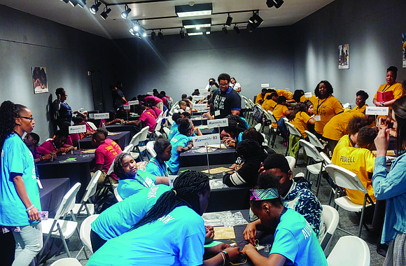 Project SYNCERE recently hosted it's inaugural ENpowered Games annual event that brought together students from 16 schools on Chicago's south ...