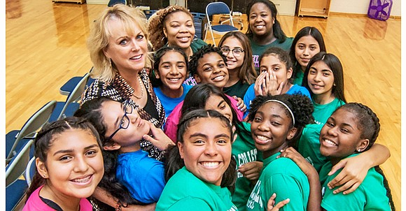 For the fifth year in a row, Richland College is partnering with Girls Inc. of Metropolitan Dallas, a nonprofit organization ...