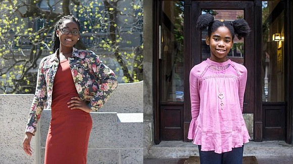 "Akosua Haynes, 10, wrote a letter to Margot Lee Shetterly, author of ""Hidden Figures: The Story of the African-American Women ..."