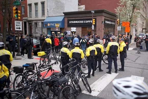 The Philadelphia Police Department has issued a new policy prompted by the controversial arrests of two black men at a ...