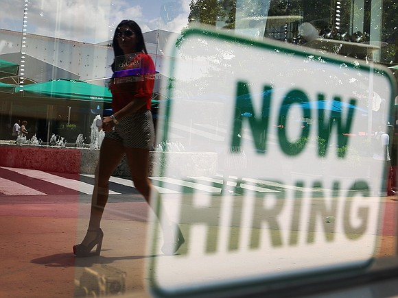 The black unemployment rate fell to 5.9% in May — the lowest since the government started keeping track in 1972. ...