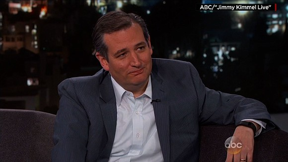 Sen. Ted Cruz will face off against late-night host Jimmy Kimmel in a game of one-on-one basketball Saturday, with the ...
