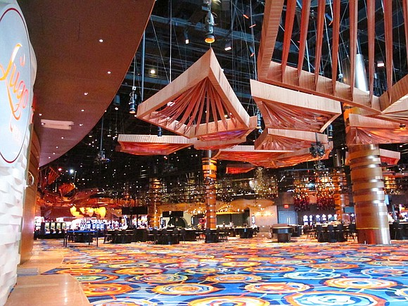 For months, there was little, if any, sign that Atlantic City's former Revel casino, a $2 billion bust, was getting ...