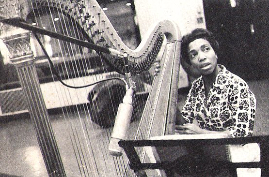 In the world of jazz, harpist Dorothy Ashby had a unique and singular presence.