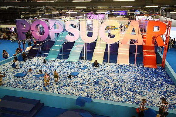 In what is sure to become a NYC tradition, last weekend powerhouse women's lifestyle brand POPSUGAR hosted two days completely ...