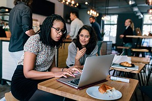 The number of black women who have founded tech startups has more than doubled since 2016, a new report found.