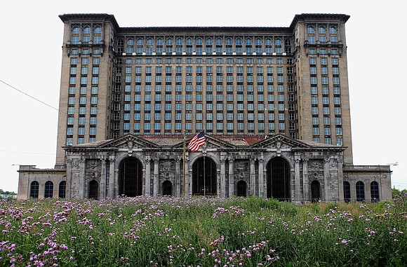 If you've ever been to Detroit, you've probably seen Michigan Central Station. And you've probably wondered why someone didn't just ...