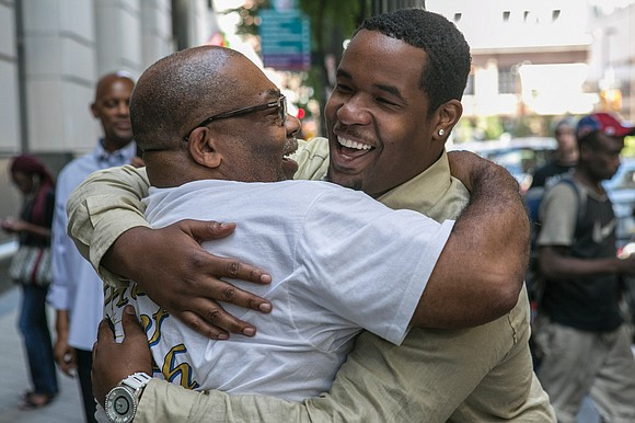 Anthony Wright, a Philadelphia man incarcerated for....