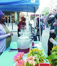 THE HYDE PARK FARMERS MARKET OPENS FOR THE SEASON The Downtown Hyde Park Farmers market is officially open and operating from 7 a.m. to 1 p.m. every Thursday at 5235 S. Harper Court Ave. from now until October.