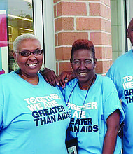 Once again, Walgreens and Greater Than AIDS have teamed up to take action on National HIV Testing Day. On June 27th from 10 a.m. to 7 p.m. Walgreens location all over the country will offer free HIV testing and information including two locations in Chatham.  Photo: Walgreens