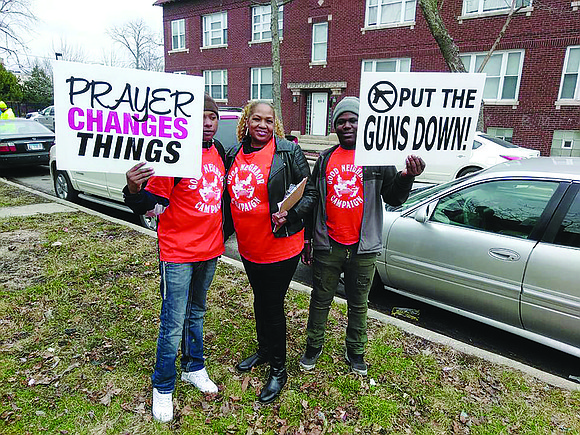 The Good Neighbor Campaign, a community initiative in Chicago's Austin neighborhood, is working to organize residents to come together and ...