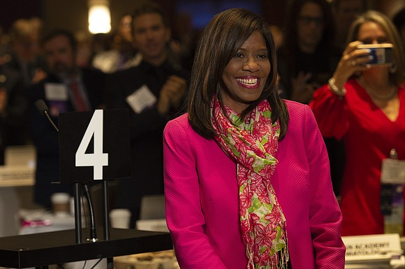In June, Dr. Patrice A. Harris, a psychiatrist from Atlanta, was sworn-in as the 174th president of the American Medical ...