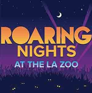 """There's lots of fun activities scheduled this summer at the Los Angeles Zoo as """"Roaring Nights""""..."""