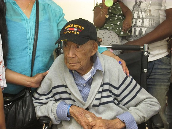 Last Friday family and friends gathered in the Rochdale neighborhood of Queens to celebrate Ulyses Jackson turning 103 Thursday, June ...