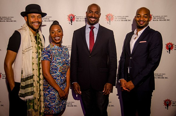 """NBT is your home away from home,"" said Sade Lychcott, CEO of the National Black Theatre, the longest running Black ..."