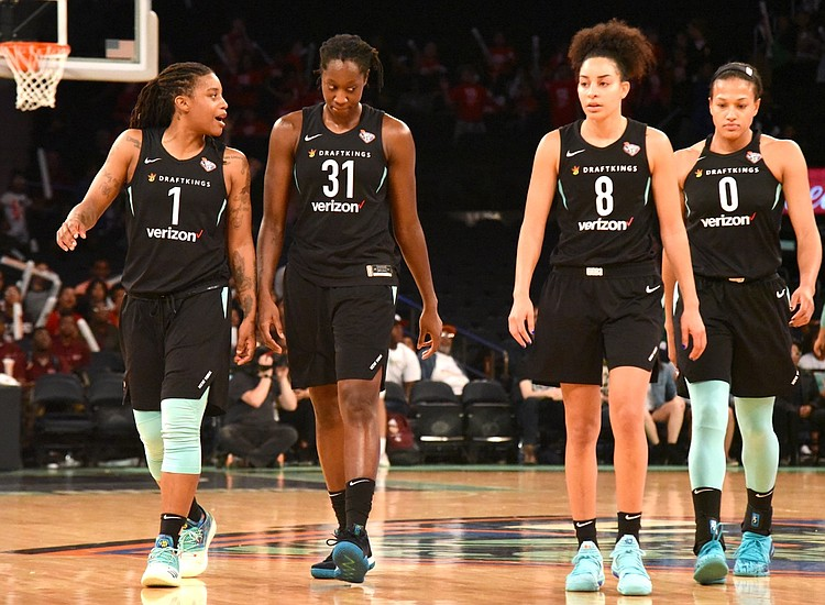 Image result for new york liberty