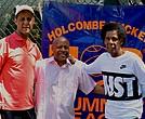 Tony Lopez , Alan White and Pee Wee Kirkland