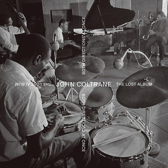 The word is out: a lost John Coltrane album has been recovered and is set for release June 29 by ...