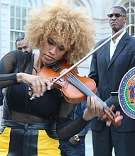African-American Music Appreciation Month at City Hall