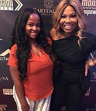Denver Regine Lark and Mona Scott-Young