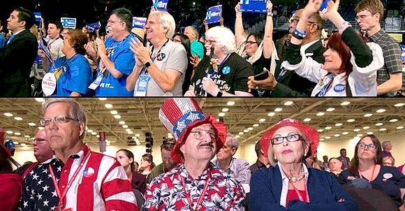 Several thousand Texans will descend on San Antonio and Fort Worth for the biennial Republican and Democratic conventions to hear ...